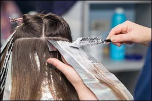 Hair Color and Highlights - Professional Salon
